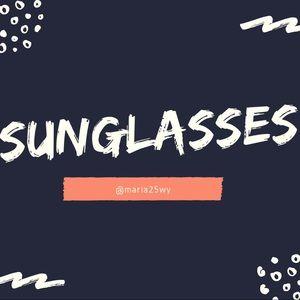 Sunglasses ahead